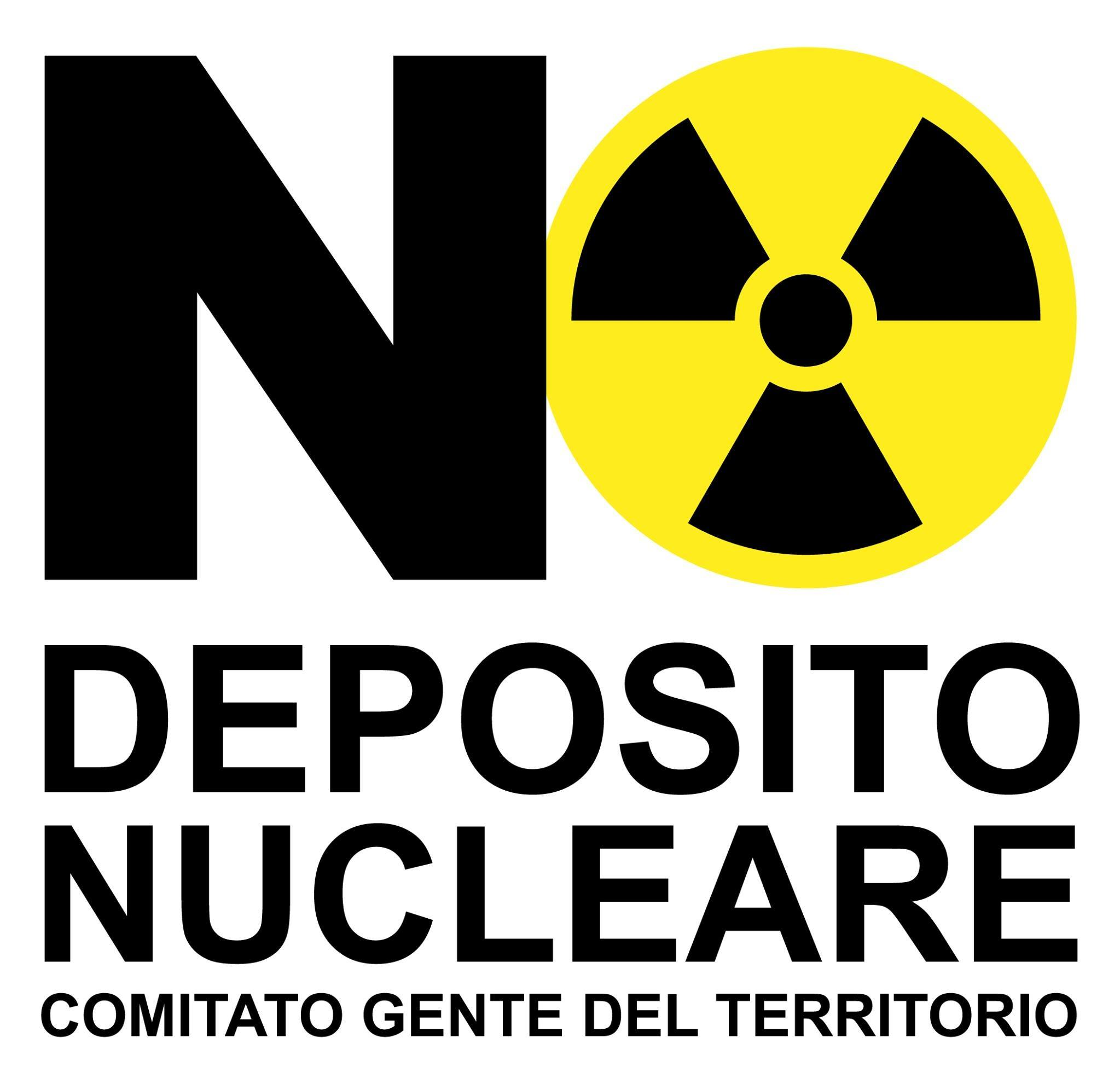 NO DEPOSITO NUCLEARE – COMITATO GENTE DEL TERRITORIO